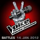 Battles 14. Jan. 2012/Voice - Danmarks Største Stemme
