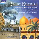 Rimsky-Korsakov: Symphonies Nos. 1 & 2/Philharmonia Orchestra, Yondani Butt