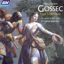 Gossec: 4 Symphonies/Orchestre De Bretagne, Stefan Sanderling