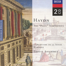 """Haydn: The """"Paris"""" Symphonies (2 CDs)/L'Orchestre de la Suisse Romande, Ernest Ansermet"""
