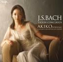 J.S.バッハ:ヴァイオリン協奏曲集/Akiko Suwanai, Chamber Orchestra Of Europe