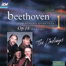 Beethoven: String Quartets, Op.18 Nos 1-3/The Lindsays
