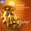 Haydn: String Quartets Op.20 Nos.1, 3 and 4/The Lindsays