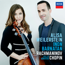 Rachmaninov: Cello Sonata 2nd Mvt - Allegro scherzando/Alisa Weilerstein, Inon Barnatan