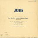 """Bach, J.S.: Cantatas """"Ich will den Kreuzstab gerne tragen"""", BWV 56; """"Ich habe genug"""", BWV 82/Dietrich Fischer-Dieskau, Karl Ristenpart Chamber Orchestra, Karl Ristenpart"""