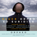 Gluck: Orfeo ed Euridice / Orpheo - Highlights Of The Versions For Vienna (1762) And Paris (1774) (Live)/Franco Fagioli, Malin Hartelius, Emmanuelle De Negri, Accentus Chamber Choir, Insula Orchestra, Laurence Equilbey
