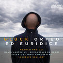 Gluck: Orfeo ed Euridice (Live)/Franco Fagioli, Malin Hartelius, Emmanuelle De Negri, Accentus Chamber Choir, Insula Orchestra, Laurence Equilbey
