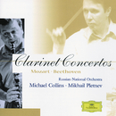 Mozart / Beethoven: Clarinet Concertos/Michael Collins, Russian National Orchestra, Mikhail Pletnev