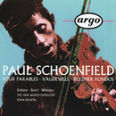 Schoenfield: 4 Parables; Vaudeville; Klezmer Rondos/Jeffrey Kahane, Wolfgang Basch, Carol Wincenc, New World Symphony Orchestra, John Nelson