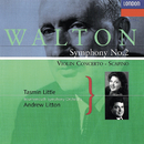 Walton: Violin Concerto; Symphony No. 2; Scapino/Andrew Litton, Tasmin Little, Bournemouth Symphony Orchestra