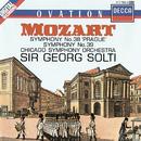 Mozart: Symphonies Nos. 38 & 39/Chicago Symphony Orchestra, Sir Georg Solti