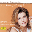 Tchaikovsky / Korngold: Violin Concertos/Anne-Sophie Mutter, Wiener Philharmoniker, London Symphony Orchestra, André Previn