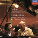 Brahms: Piano Concerto No. 1; Variations on a Theme by Schumann/András Schiff, Wiener Philharmoniker, Sir Georg Solti