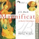 バッハ:マニフィカト、カンタータ第63番/New London Consort, Philip Pickett
