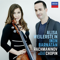 Rachmaninov & Chopin Cello Sonatas