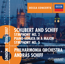 Schubert: Symphonies Nos.2 & 5 etc/András Schiff, Philharmonia Orchestra