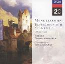 Mendelssohn: Symphonies Nos.3 - 5; The Hebrides, etc. (2 CDs)/Wiener Philharmoniker, Christoph von Dohnányi