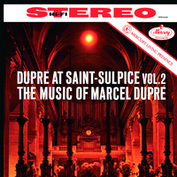 Dupre At Saint-Sulpice Vol.2(Remastered 2015)/Marcel Dupre