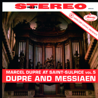 Dupre At Saint-Sulpice Vol.5(Remastered 2015)/Marcel Dupre