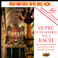 Dupre At Saint-Sulpice Vol.4: Bach(Remastered 2015)/Marcel Dupre