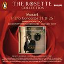 Mozart: Piano Concertos Nos. 21 & 25/Stephen Kovacevich, London Symphony Orchestra, Sir Colin Davis