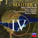 Mahler: Symphony No. 4 / Berg: Seven Early Songs/Riccardo Chailly, Barbara Bonney, Royal Concertgebouw Orchestra