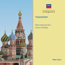 Tchaikovsky: Piano Concerto No. 1; Concert Fantasy/Peter Katin, The New Symphony Orchestra Of London, Edric Cundell, London Philharmonic Orchestra, Sir Adrian Boult