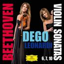 Violin Sonatas Nos. 6, 7 And 10/Francesca Dego, Francesca Leonardi