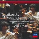 チャイコフスキー: 交響曲 第6番<悲愴>、バレエ<白鳥の湖>より/Saito Kinen Orchestra, Seiji Ozawa