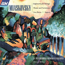 Miaskovsky: Sinfonietta for Strings; Theme and Variations; Two Pieces/St. Petersburg Chamber Ensemble, Roland Melia