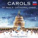 Leontovych: Carol Of The Bells/St. Paul's Cathedral Choir, Andrew Carwood