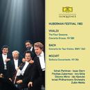 Huberman Festival 1982 (Live)/Itzhak Perlman, Isaac Stern, Ivry Gitlis, Ida Haendel, Shlomo Mintz, Pinchas Zukerman, Israel Philharmonic Orchestra, Zubin Mehta
