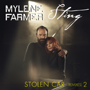 Stolen Car (Remixes 2)/Mylène Farmer, Sting
