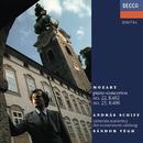 Mozart: Piano Concertos Nos. 22 & 23/András Schiff, Sándor Végh, Camerata Academica des Mozarteums Salzburg
