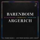 ピアノ・デュオII~シューマン、ドビュッシー、バルトーク/Daniel Barenboim, Martha Argerich