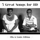 ハイレゾで聴くエラ&ルイ/Ella Fitzgerald, Louis Armstrong