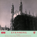 Evensong/The Choir of King's College, Cambridge, Boris Ord, Hugh Maclean