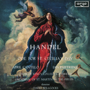Handel: Ode For St. Cecilia's Day/April Cantelo, Ian Partridge, The Choir of King's College, Cambridge, Academy of St. Martin in the Fields, Sir David Willcocks