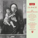 Bach, J.S.: Jesu, Priceless Treasure/The Choir of King's College, Cambridge, Sir David Willcocks