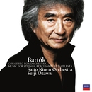 Bartok: Concerto for Orchestra / Music for Strings, Percussion & Celeste/Saito Kinen Festival Orchestra, Seiji Ozawa