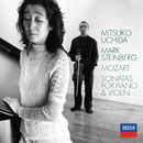 Mozart: Sonatas for Piano & Violin/Mitsuko Uchida, Mark Steinberg