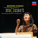Mozart: Piano Concertos No.9 K.271 & No.21 K.467/Mitsuko Uchida