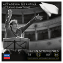 Haydn: Symphony No. 79 in F Major, Hob.1:79:  3. Menuetto (Allegretto)/Accademia Bizantina, Ottavio Dantone