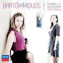 Bartók: 44 Duos/Sarah Nemtanu, Déborah Nemtanu