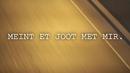 Dä Herrjott meint et joot met mir(Lyric Video)/Niedeckens BAP