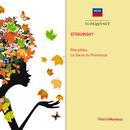 Stravinsky: Petruskha; The Rite of Spring/Pierre Monteux, L'Orchestre de la Société des Concerts du Conservatoire de Paris, Julius Katchen