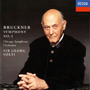 Bruckner: Symphony No. 1/Chicago Symphony Orchestra, Sir Georg Solti