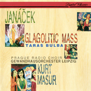 Janáček: Glagolitic Mass; Taras Bulba/Kurt Masur, Czechoslovakian Radio Choir Prague, Gewandhausorchester Leipzig