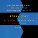 Stravinsky: Le sacre du printemps (The Rite Of Spring); Pulcinella/Bernard Haitink, Berliner Philharmoniker