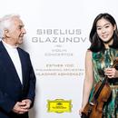 Sibelius, Glazunov Violin Concertos/Esther Yoo, Philharmonia Orchestra, Vladimir Ashkenazy